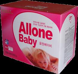 Стиральный порошок для детского белья Allone baby