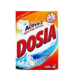 """Стиральный порошок Dosia Active3 против пятен """"Альпийская свежесть"""""""