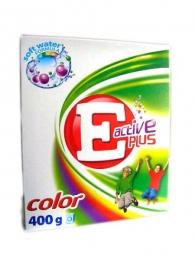 Стиральный порошок E Color Active Plus автомат
