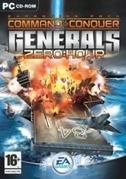 Стратегия Command & Conquer: Generals - Zero Hour для ПК