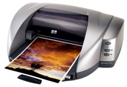 Струйный принтер HP Deskjet 5550