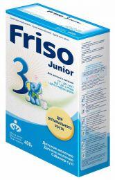 Сухая молочная смесь Friso 3 Junior для детей от 1 до 3 лет