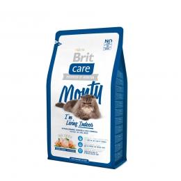 Сухой корм для кошек Brit Care Monty