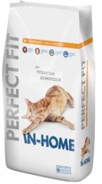 Сухой корм для кошек Perfect Fit in Home с курицей