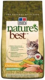 Сухой корм для котят Hills Nature's Best с курицей и овощами