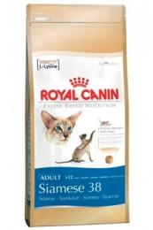 Сухой корм для кошек старше 12 месяцев Royal Canin Siamese 38
