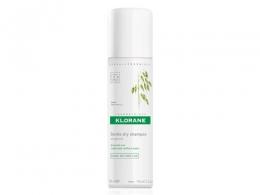 Сухой шампунь Klorane gentle dry shampoo with oat milk