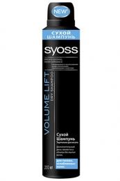 Сухой шампунь Syoss Volume Lift