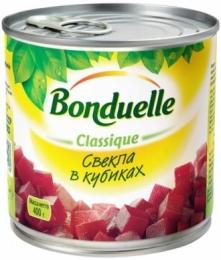 Свекла Bonduelle в кубиках