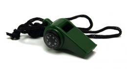 Свисток 3 в 1 (свисток, компас, термометр) BoyScout