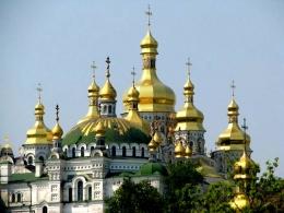 Святая Успенская Киево-Печерская Лавра (Киев, Украина)