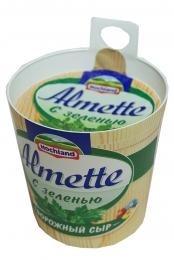 Сыр Hochland Almette с зеленью