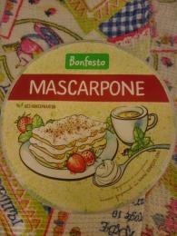 Мягкий сыр Bonfesto Mascarpone