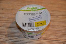 """Сыр творожный """"Каждый день"""" Сливочный"""