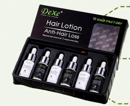 Сыворотка для волос DeXe Anti-Hair Loss