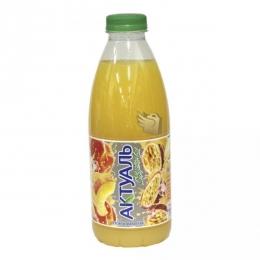 Сыворотка+сок Актуаль персик и маракуйя