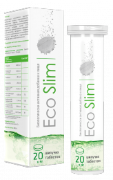 """Таблетки для похудения """"Eco Slim"""""""