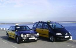 Такси в Барселоне (Испания)