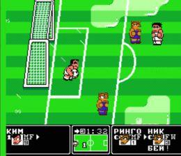 Видео-игра для PSP Technos Japan Спорт без правил футбол Nintendo