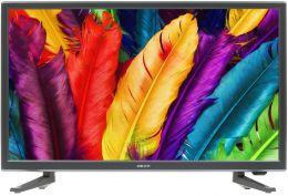 Телевизор Dexp F22D7200E серый