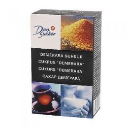 """Темный тростниковый сахар Dan Sukker """"Демерара"""""""