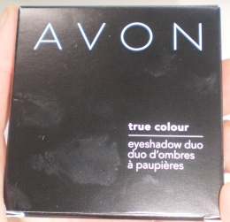 """Тени для век Avon True Colour двухцветные """"Сияние дня"""""""