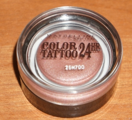 Тени для век Maybelline Color Tattoo 24 №65