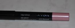Тени-карандаш для век Avon Big Colour Eye Pencil Pink diamond