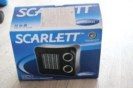 Тепловентилятор керамический Scarlett SC-FN53K02