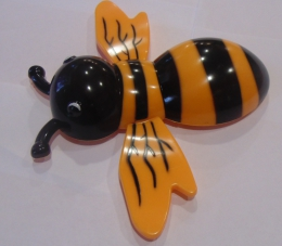 """Термометр оконный Planet Garden """"Пчелка"""" для крепления на стекло"""