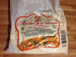 """Тесто для пиццы """"5 Хлебпром"""" охлажденное"""