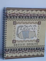 Тетрадь общая Полиграфика Spirit of the Earth A5, 96 листов