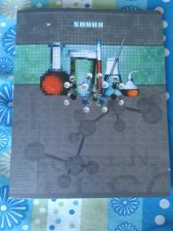 Тетрадь общая  48 листов в клетку БиДжи