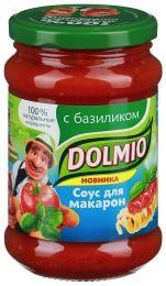 Томатный соус для макарон Dolmio с базиликом