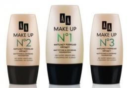 Тональная основа AA Make up матирующая
