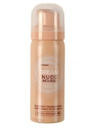 Тональная пенка для лица Maybelline Dream Nude Mousse