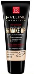 Тональный крем 3 в 1 Eveline Cosmetics Art Make-up