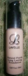 Тональный крем Lavelle FT 04 Liquid Foundation тон 02 натуральный бежевый