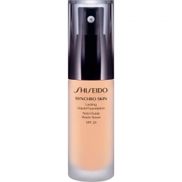 Тональный крем Shiseido Synchro Skin Lasting Liquid Foundation