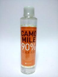 Тоник для лица успокаивающий с ромашкой Mizon Herb soothing toner Camomile 90% Toner