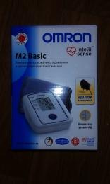 Тонометр цифровой автоматический Omron M2 Basic