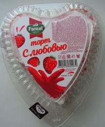 """Торт Fantel """"С любовью"""""""