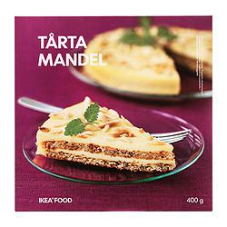 Торт IKEA Tarta Mandel миндальный