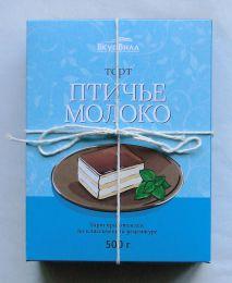 """Торт """"Птичье молоко"""" ВкусВилл"""