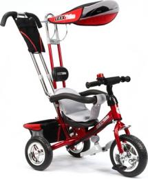 Детский трехколесный велосипед GT5544 Lexx Trike