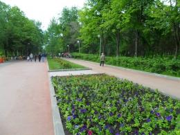 Центральный Парк Культуры и Отдыха им. М.Горького (Загородный парк) (Самара)