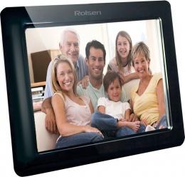 Цифровая фоторамка Rolsen RDF-1050