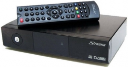 Цифровой эфирный приемник Т2 Strong SRT 8500