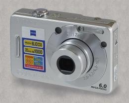 Цифровой фотоаппарат Sony Cyber-shot DSC-W50