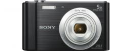 Цифровой фотоаппарат Sony Cyber-shot DSC-W800